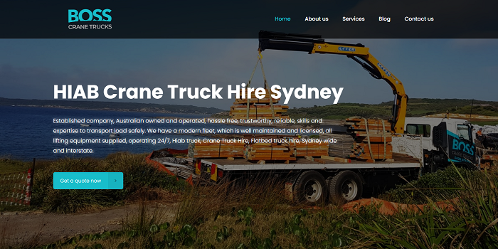 Flatbed Truck Hire